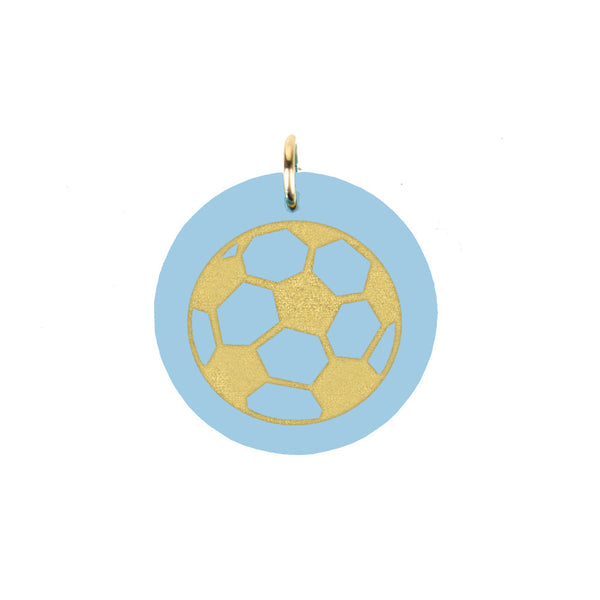 Moon and Lola - Eden Soccer Charm