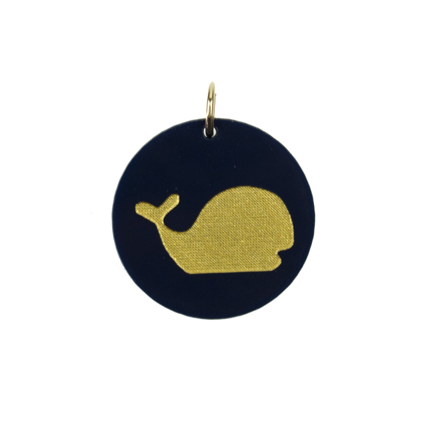 I found this at #moonandlola! - Eden Whale Charm