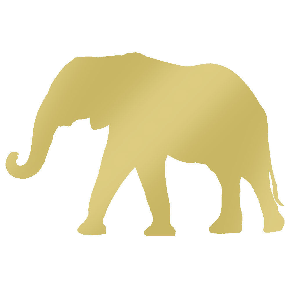 I found this at #moonandlola! - Elephant Wall Art