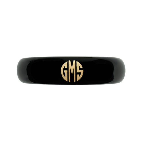I found this at #moonandlola! - Everly Bangle Ebony