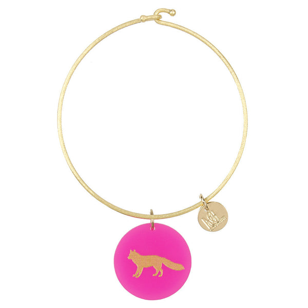 Moon and Lola - Eden Fox Charm Bangle