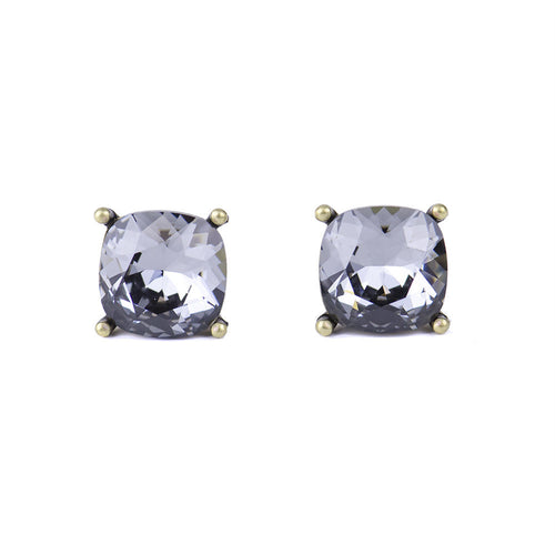 I found this at #moonandlola! - Hadley Studs Black Diamond