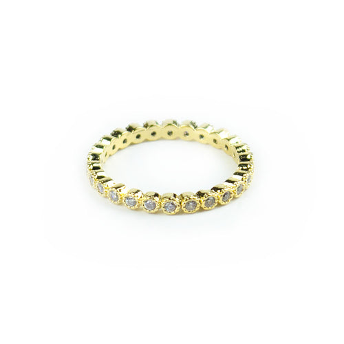 I found this at #moonandlola! - Halo Ring