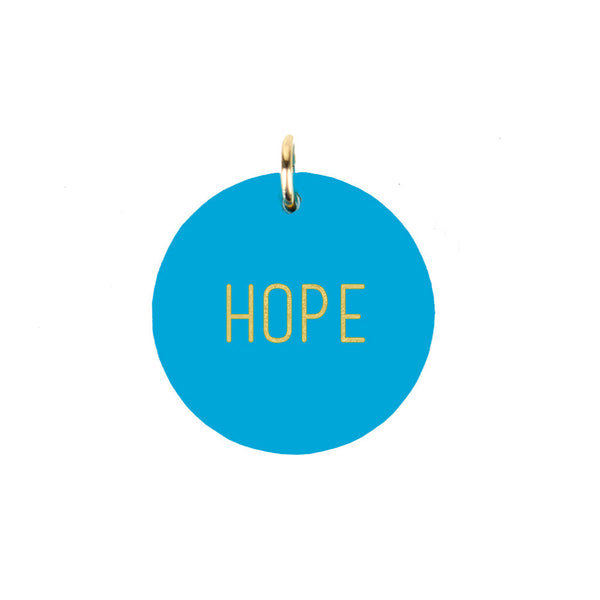 I found this at #moonandlola! - Hope Charm