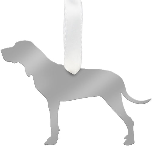 I found this at #moonandlola! - Hound Ornament Mirrored Silver