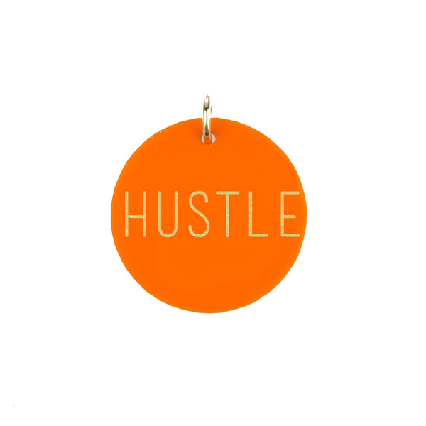 I found this at #moonandlola! - Hustle Charm