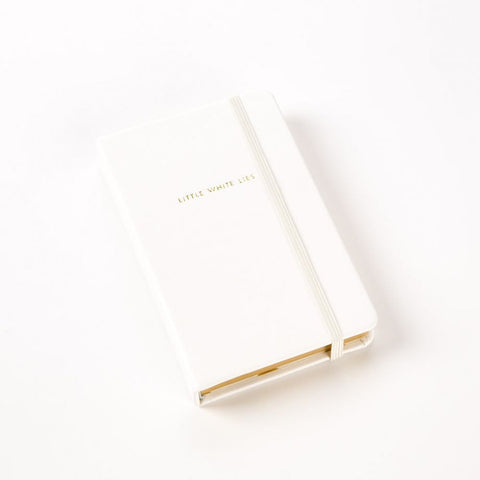 I found this at #moonandlola! - Kate Spade Little White Lies Notebook