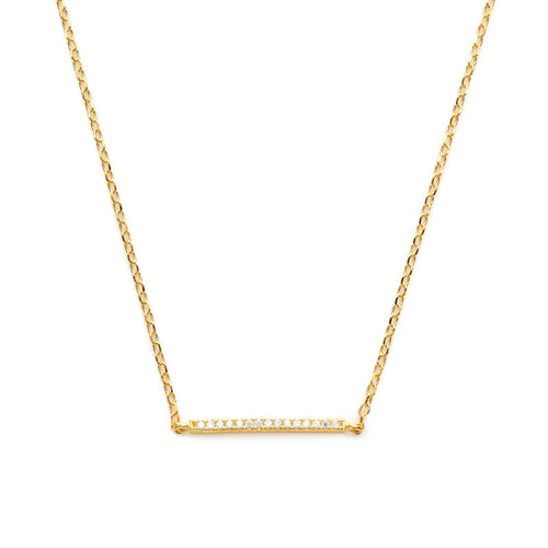 I found this at #moonandlola! - Lincoln Necklace