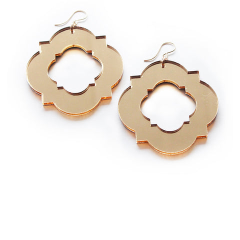I found this at #moonandlola - Sample Malta Earrings