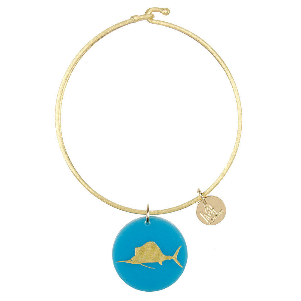 I found this at #moonandlola! - Eden Marlin Charm Bangle