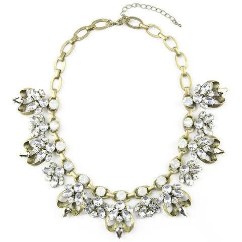 I found this at #moonandlola! - Messina Necklace