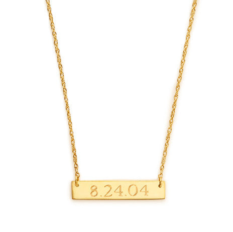 Mason Charm Necklace