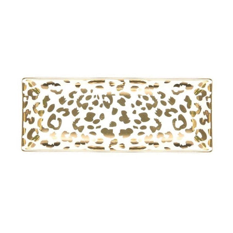 Moon and Lola - 8 Oak Lane Leopard Print Trinket Tray
