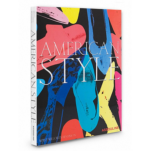Moon and Lola - American Style Book by Kelly Killoren Bensimon