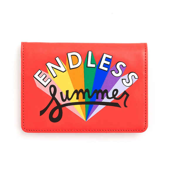 Moon and Lola - Bando Endless Summer Passport Cover
