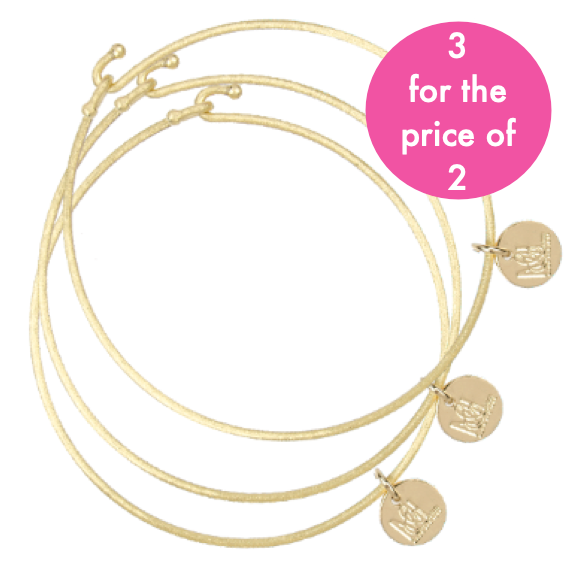 Nora Bangle Bundle of 3