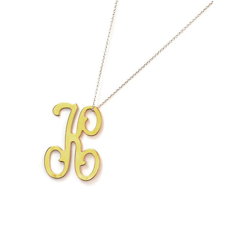 I found this at #moonandlola! - Metal Colette Charm Necklace