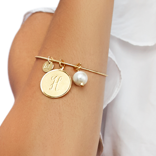 I found this at #moonandlola! - Cotton Pearl Charm