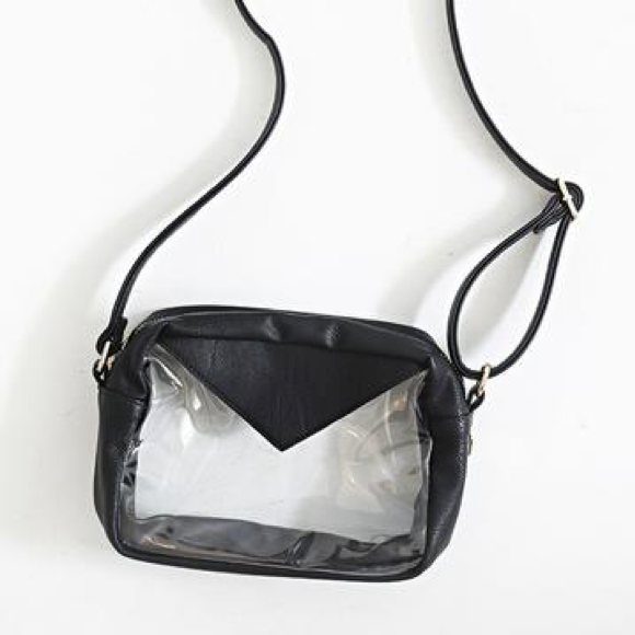 Moon and Lola - Packed Party Crossbody Stadium Bag