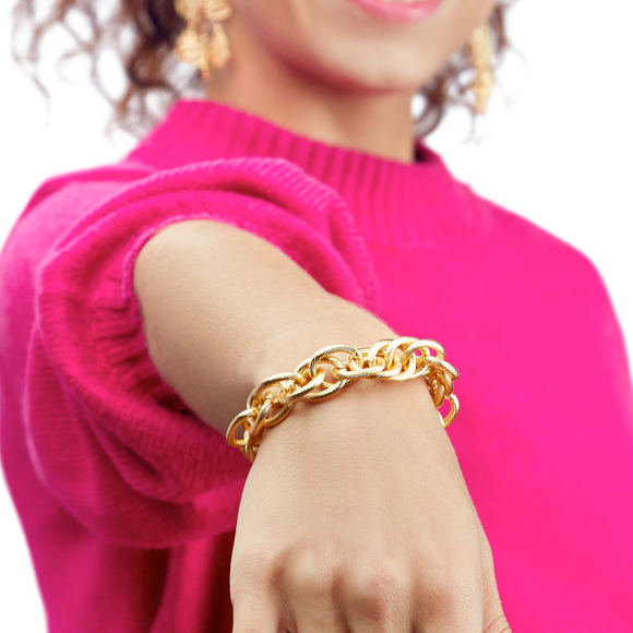Moon and Lola - Preston Bracelet Gold