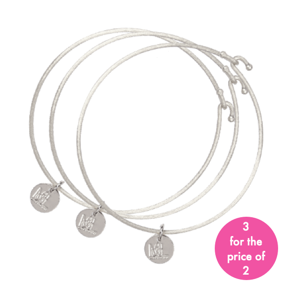 Moon and Lola - Nora Bangle Bundle gold