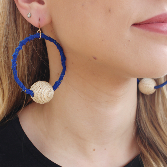 Moon and Lola - Tchamba Earrings
