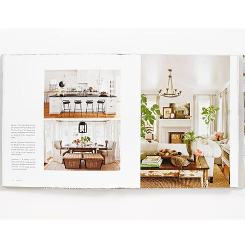 Moon and Lola - Tracery the Art of Southern Design Book