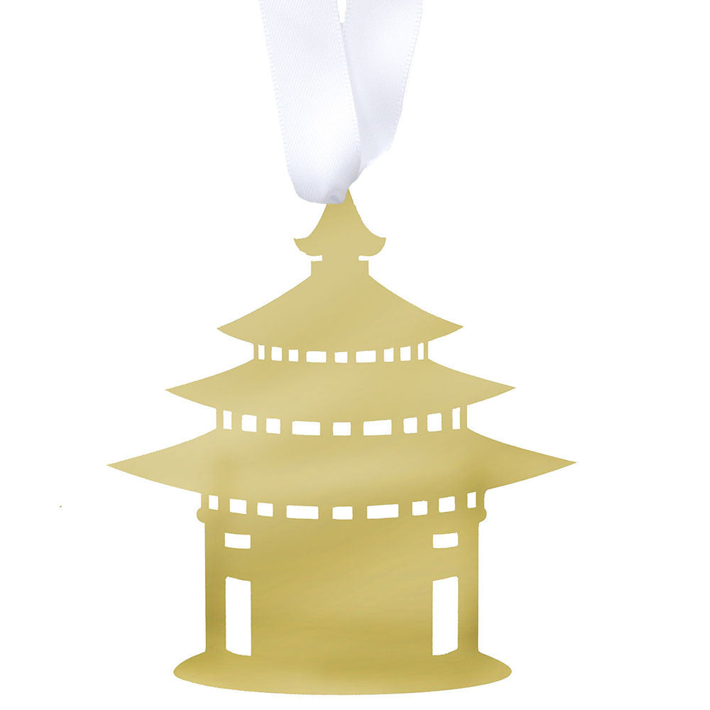 I found this at #moonandlola! - Pagoda Ornament