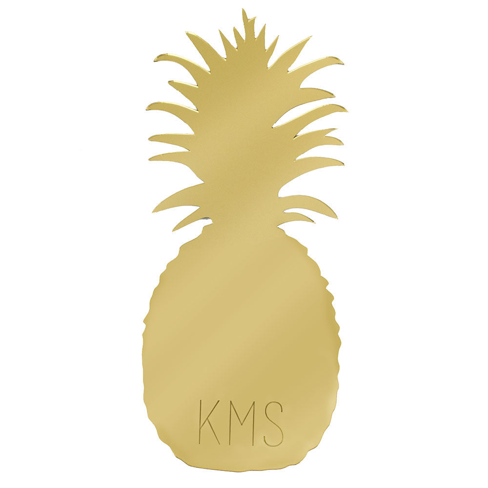 I found this at #moonandlola! - Pineapple Wall Art