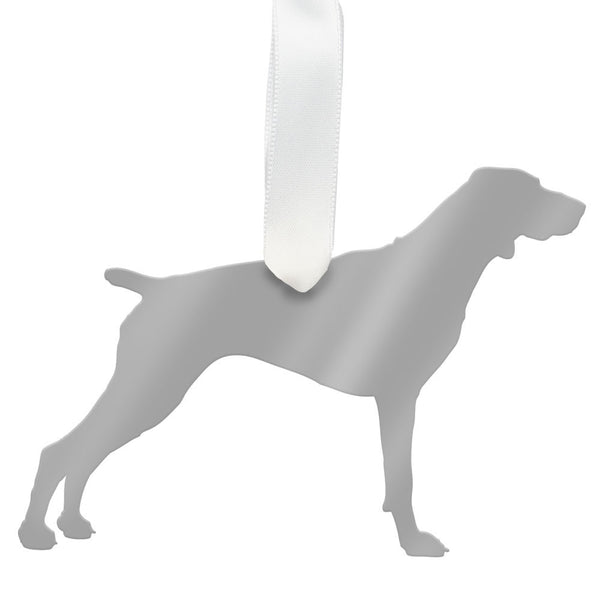 I found this at #moonandlola! - Pointer Ornament Mirrored Silver