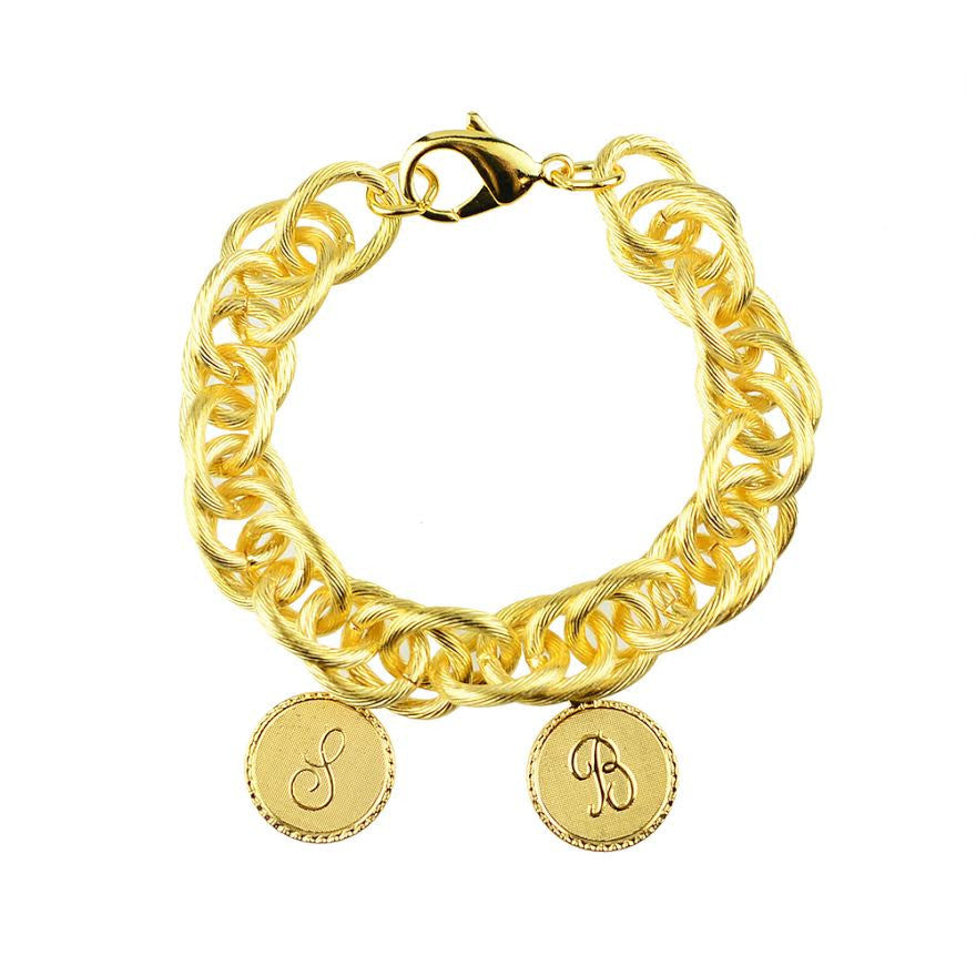 I found this at #moonandlola - Preston Family Charm Bracelet