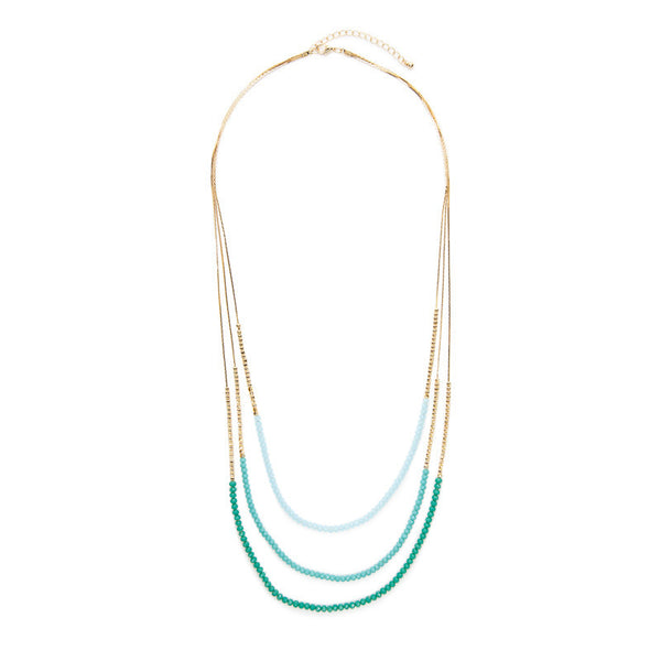 I found this at #moonandlola! - Stella Maris Necklace green
