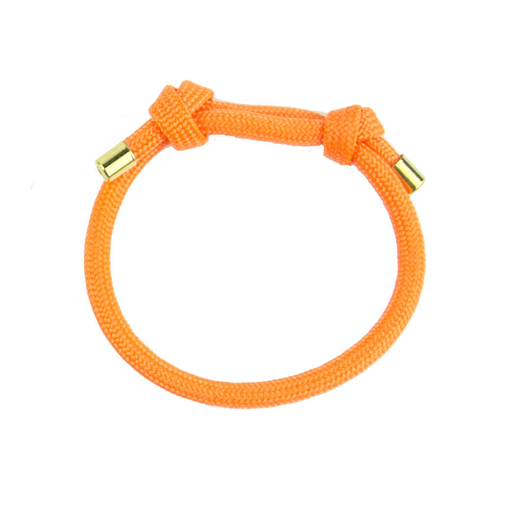 I found this at #moonandlola! - Topanga Bracelet Neon Orange