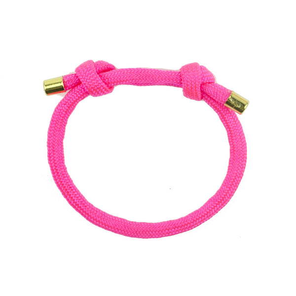 I found this at #moonandlola! - Topanga Bracelet Neon Pink