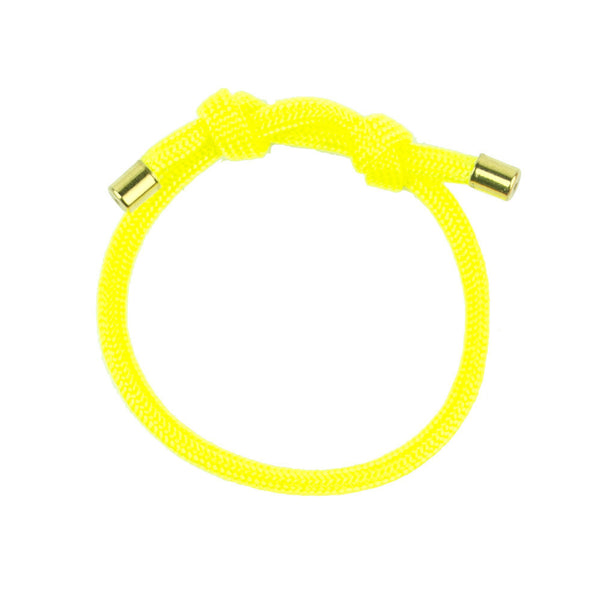 Moon and Lola - Topanga Bracelet Neon Yellow
