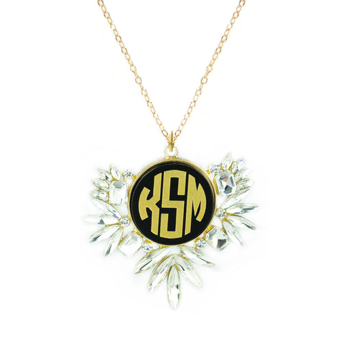 I found this at #moonandlola! - Vienna Necklace
