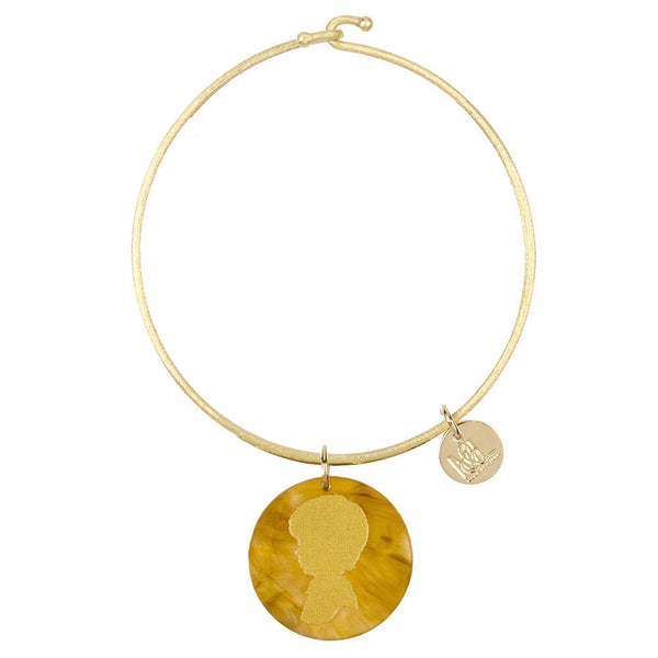 Moon and Lola - Eden George Charm Bangle