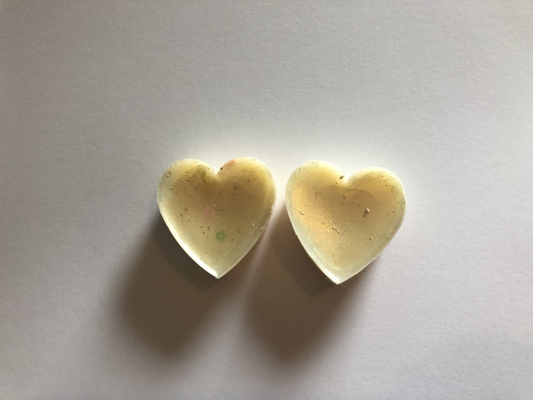 Soy wax 2 X heart melts fragrance inspired Creed