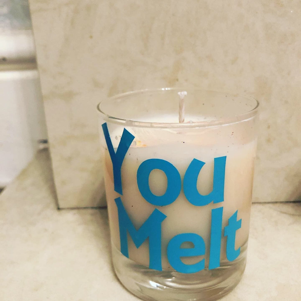 You Melt Candle - Pugglewick Candles
