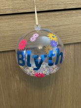 Load image into Gallery viewer, Personalised bauble