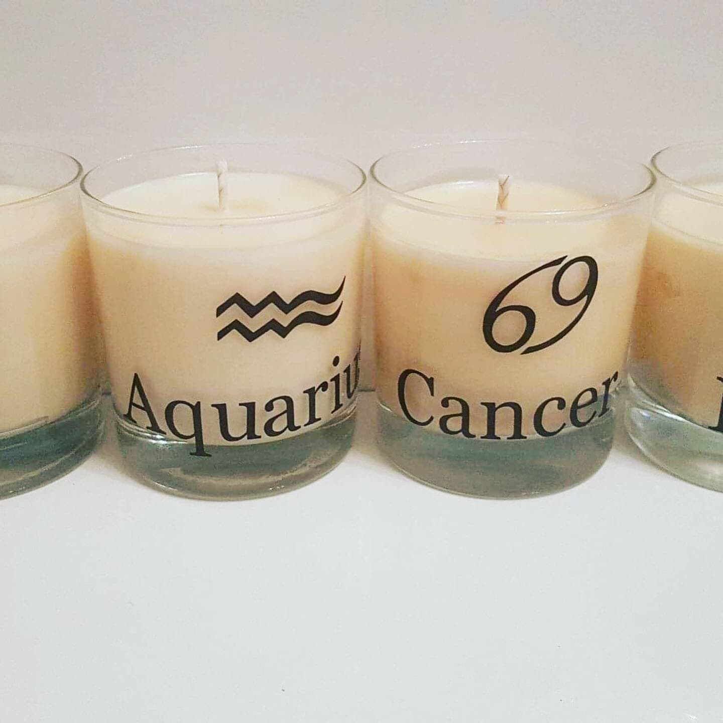 Soy Wax Zodiac Candles - Taurus - Scent is matched to the star sign - Pugglewick Candles