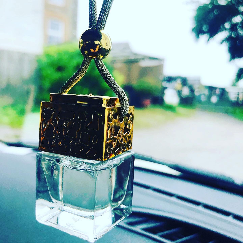 Fragrance Inspired Car air freshener - various colours and options