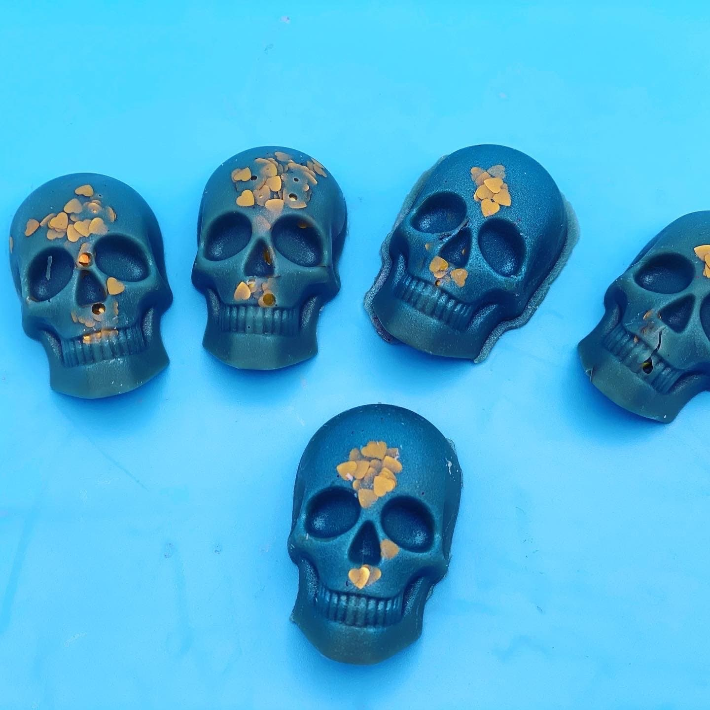 Hocus pocus skull melts - Pugglewick Candles