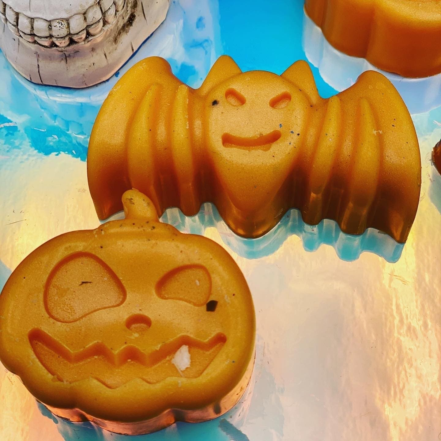 Fiver Halloween melt bundle - Pugglewick Candles
