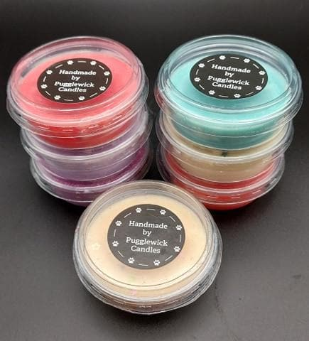 Eco Soy wax Melts - Newest Scents available - Pugglewick Candles
