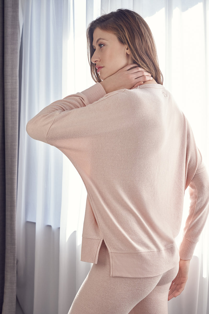 Cosset Relaxed Pullover