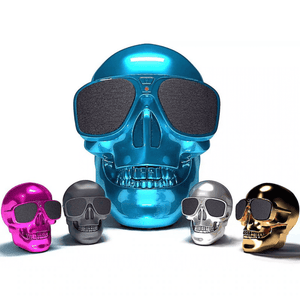 Skull Bluetooth Speakers