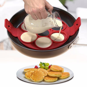 Perfect Pancakes Nonstick Flipper