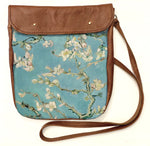 Load image into Gallery viewer, Crossover bag Van Gogh Almond Blossoms