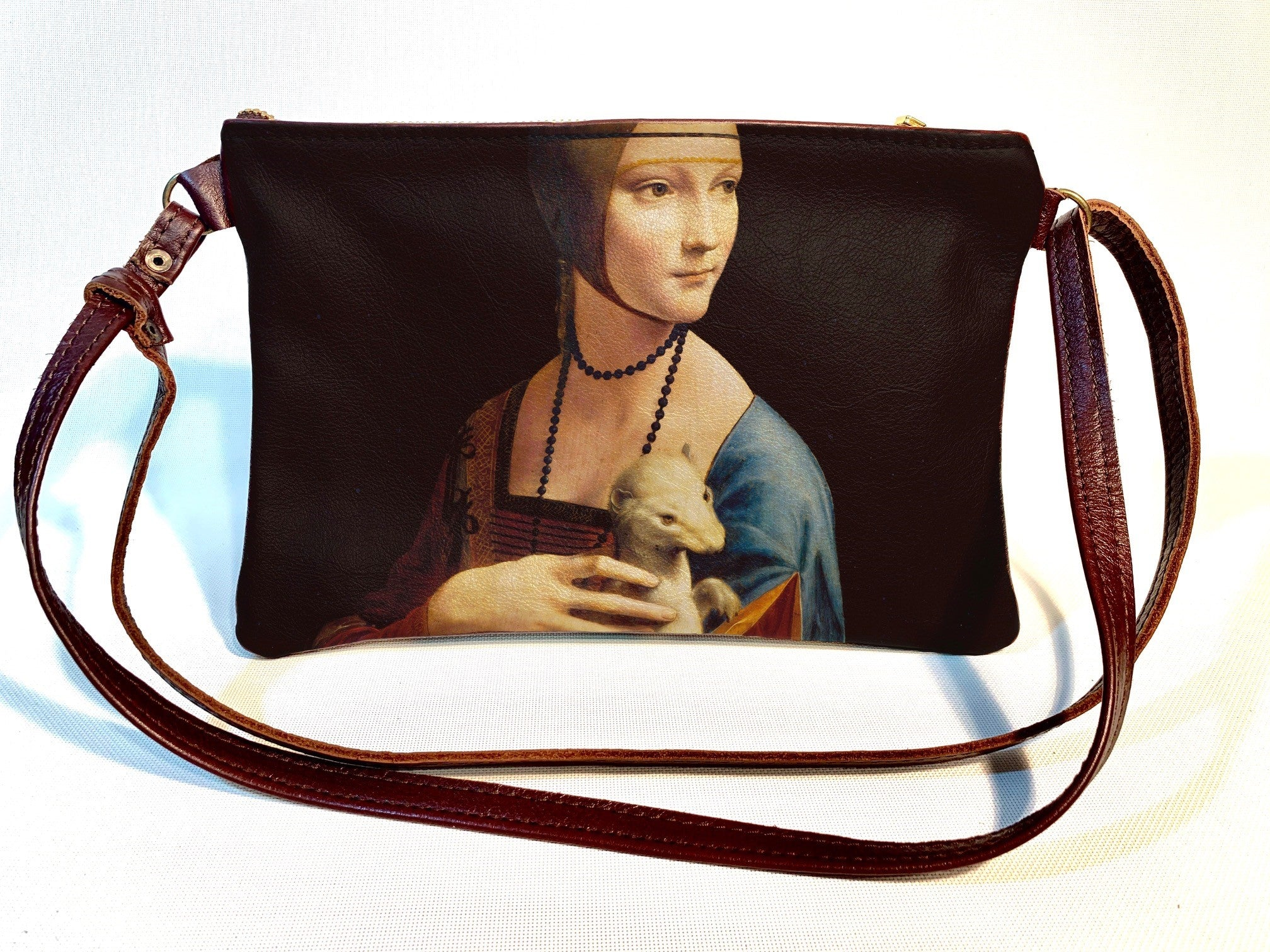 Shoulder bag Da Vinci - Lady with an Ermine